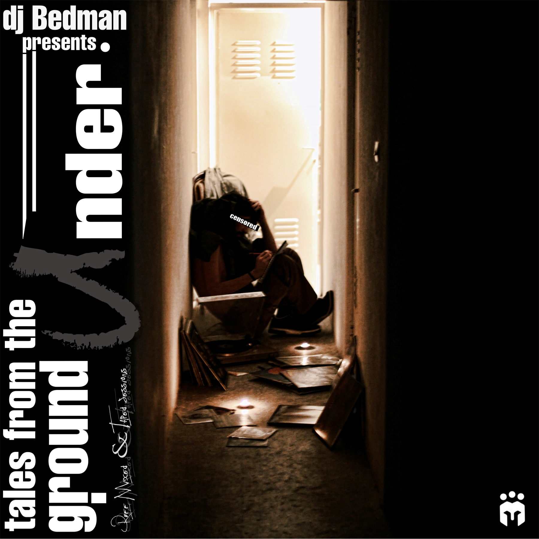 DJ Bedman - Tales from the Ground Under Cover